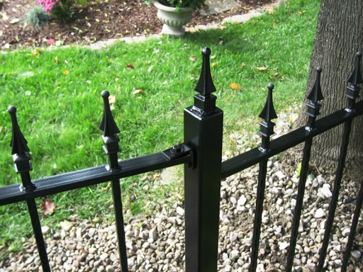wrought iron fence installation. Our Fencing Is Fabricated In Own Facility By Experienced Professional Ornamental Fabricators Using The Newest Technology And Installed Wrought Iron Fence Installation