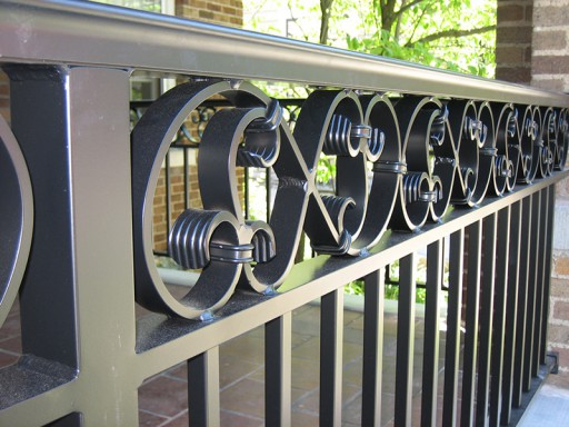Bon Imagine A Beautiful New Aluminum Railing System For Your Entry Steps, Patio,  Balcony Etc. That Will Not Ever Require The Maintenance Of Wood Again!